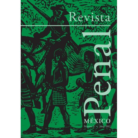 REVISTA PENAL MEXICO NUM. 3 JUNIO 2012
