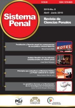 SISTEMA PENAL No. 8 (ABRIL - JUNIO 2010)
